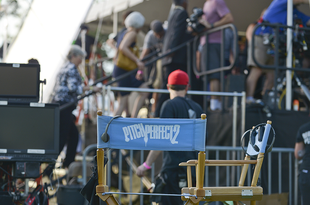 'Pitch Perfect 2' a homecoming for producer Scott Niemeyer